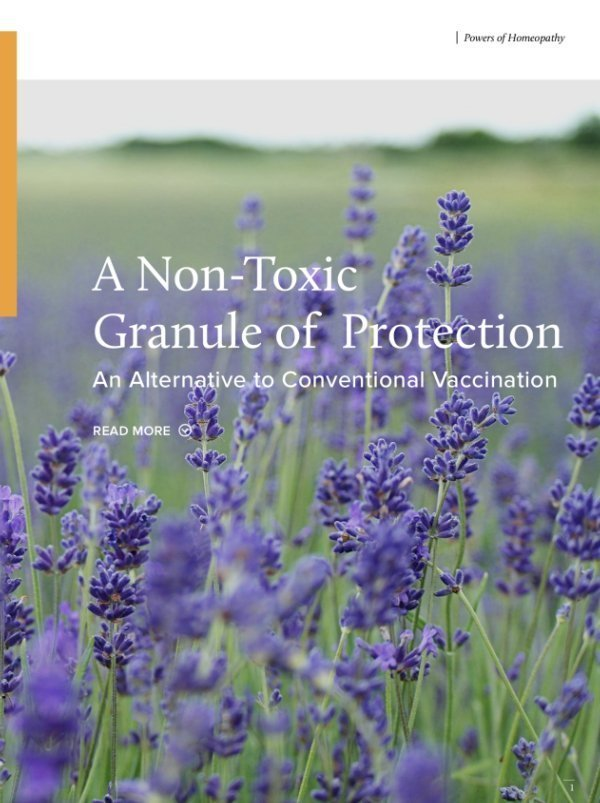 Non toxic Granule of Protection